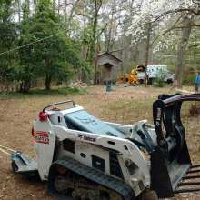 mini skid steer, Bobcat MT55